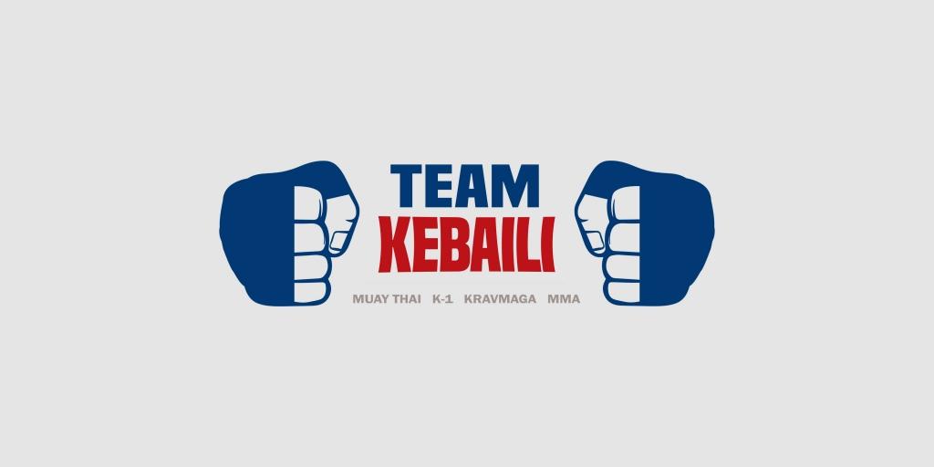 logo couleur team kebaili, club de boxe à Montbéliard